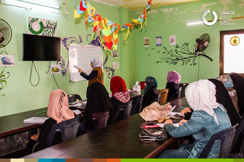 First Aid Course – Creativity Woman Center – Armanaz