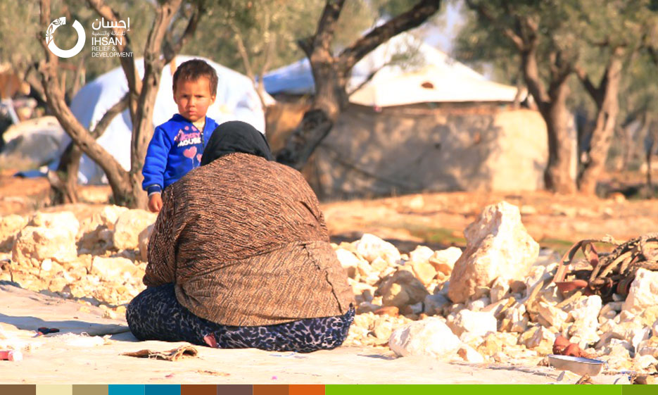 More than 212 thousand displaced people in need of urgent intervention in Idlib countryside