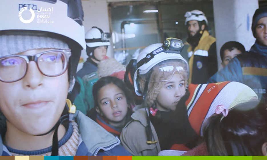 Towards the realization of the aspirations of children, a tour of the Syrian Civil Defense Center – Homs